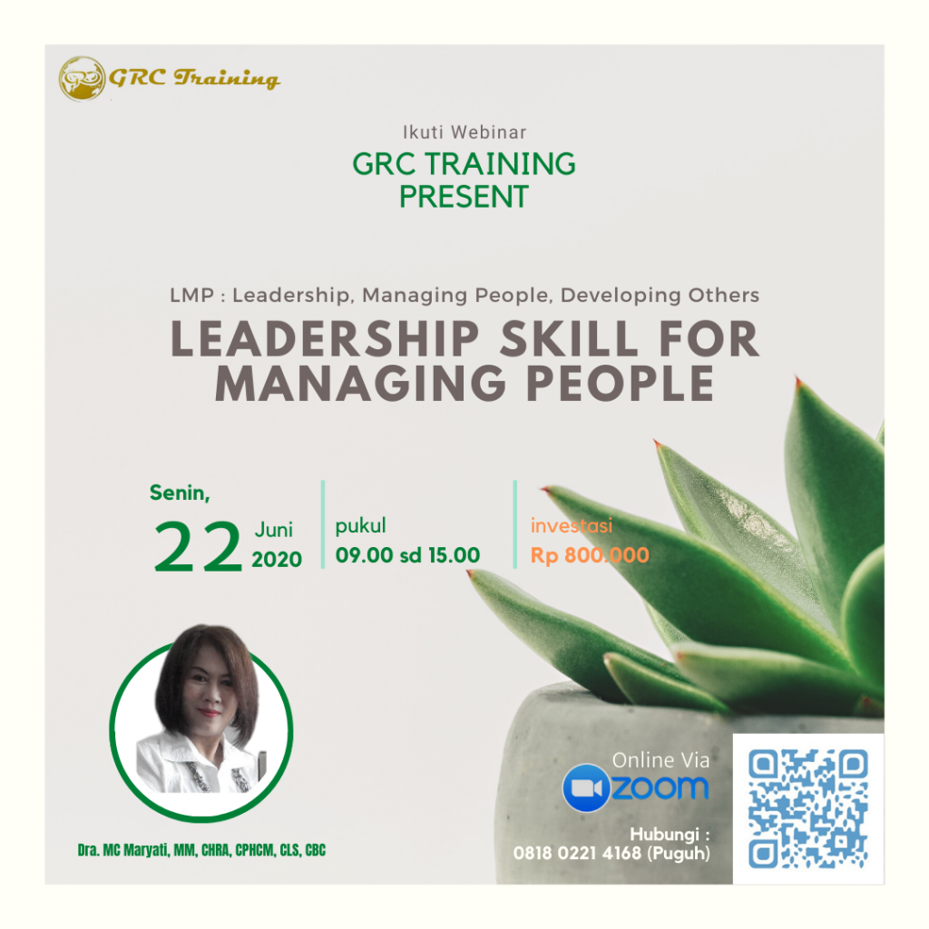 online training leadership skill